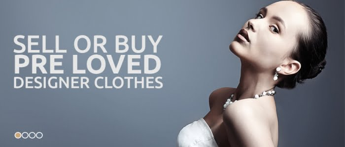sell or buy preloved designer clothes